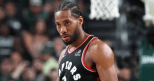 Kawhi Leonard Tries To Trademark