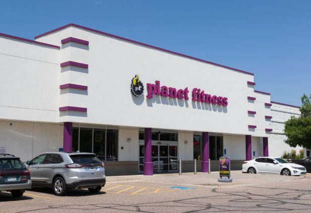 planet fitness shooting