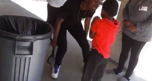Mother Recorded Hitting Son With Belt