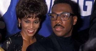 Eddie Murphy and Whitney