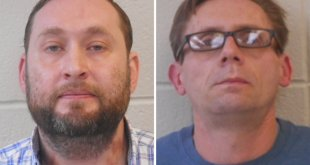 Chemistry Professors arrested for meth