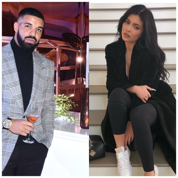 Drake and Kylie Relations