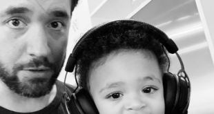 ALexis Ohanian Fight for Paternity Leave