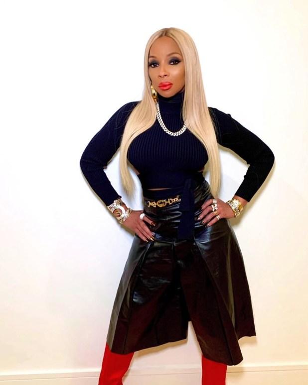 Mary J Blige Doc