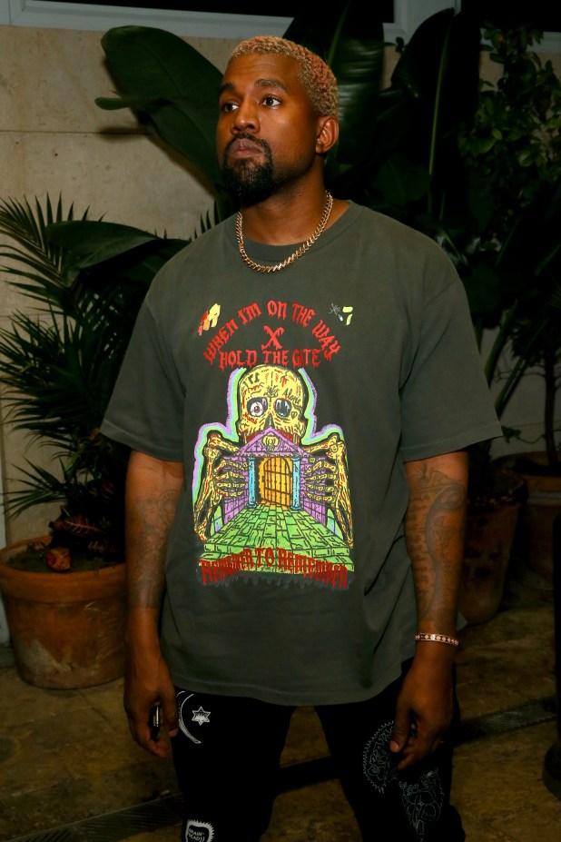 Kanye West Talks Sunday Service