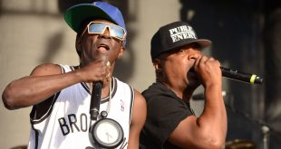 Public Enemy gets grammy