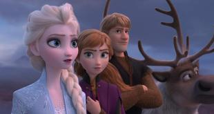 Frozen 2 for Disney