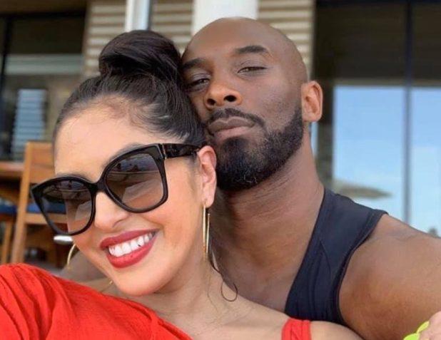 KObe Bryant and Vanessa Braynt
