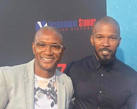 Tommy Daivdson and Jamie Foxx