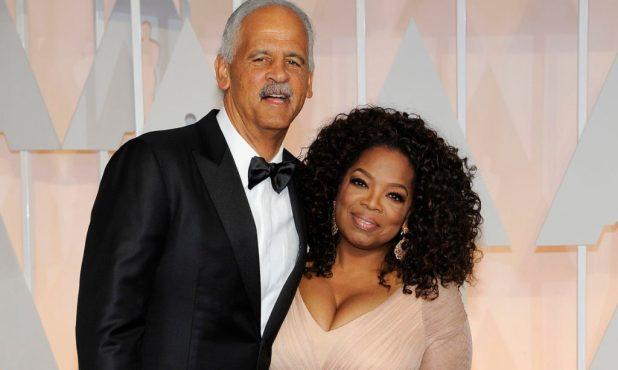 Oprah Winfrey and Steadman