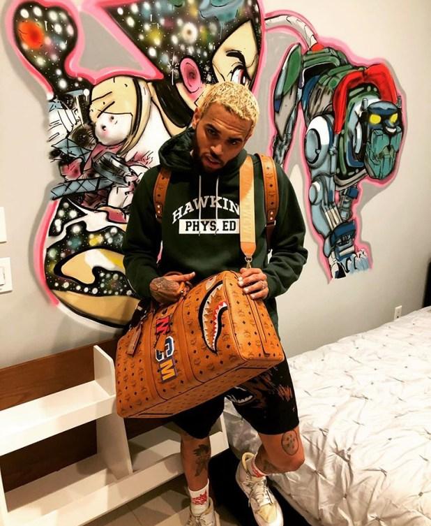 Chris Brown Legal Team