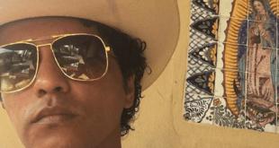 Bruno Mars for Disney