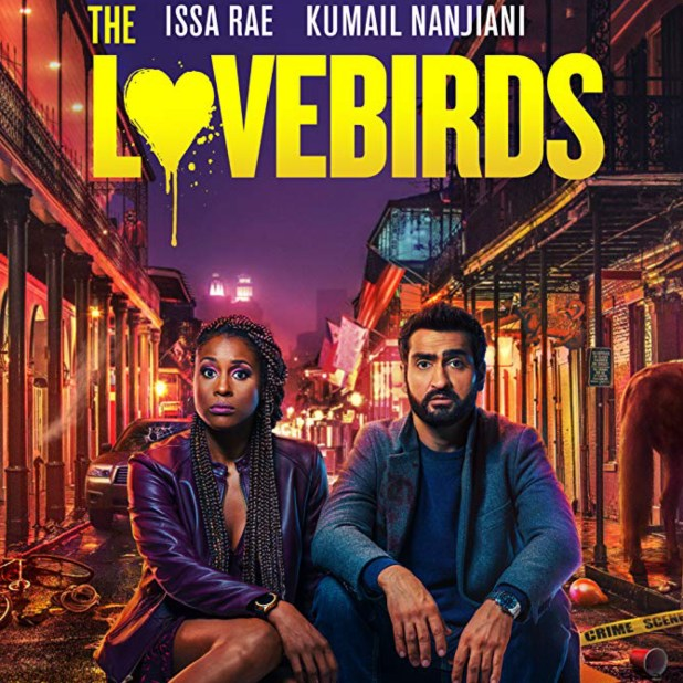 Lovebirds for Netflix