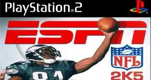 NFL for 2k