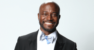 Taye Diggs Talks Best Man
