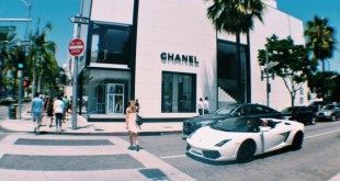 Chanel ROdeo Drive
