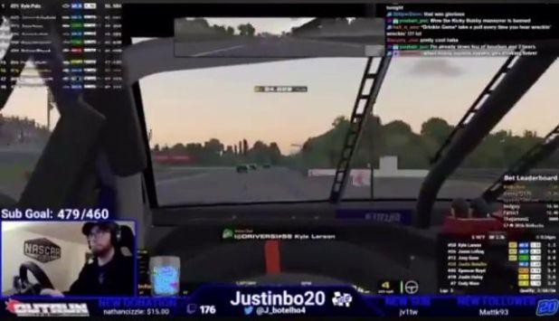 Virtual Racing Event
