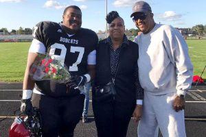 Michigan woman loses husband and son