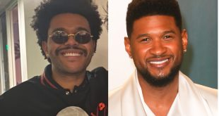 Usher and The WEeknd