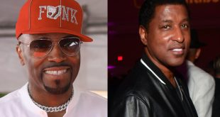 Baby Face and Teddy Riley