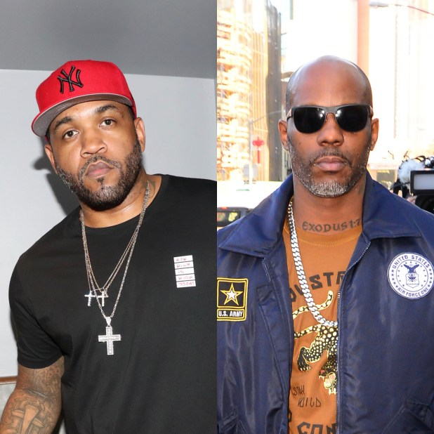 Lloyd Banks DMX