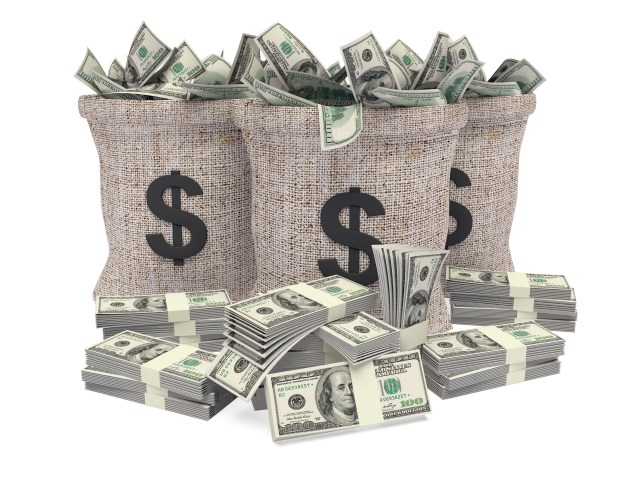 Bags of Cash