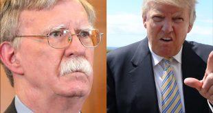 John Bolton vs Trump