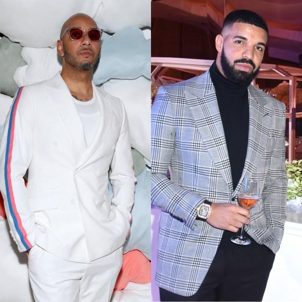 Drake and Swizz