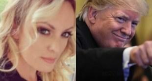Stormy Daniels/ Donald Trump