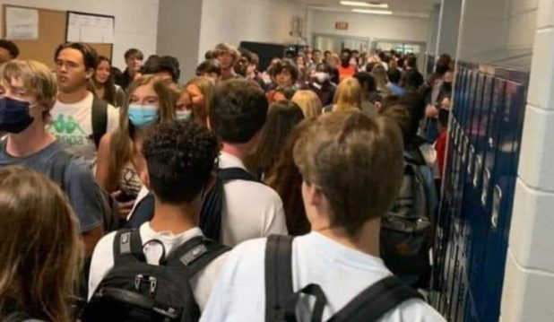 Packed Highschool