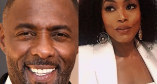 Angela Bassett and Idris Elba