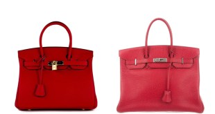 birkin bag - real vs fake