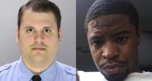 Former officer Eric Ruch and Dennis Plowden (NBC10)