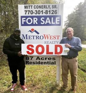 Rick Ross buys property