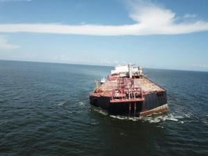 Venezeulan Oil Tanker