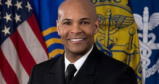 U.S. Surgeon General Jerome Adams,