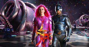 Netflix's Sharkboy and Lavagirl Sequel