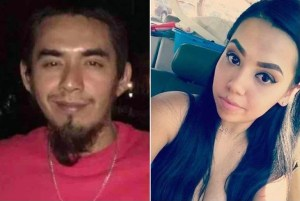 Jessica Cortez Luna and Jorge Gomez