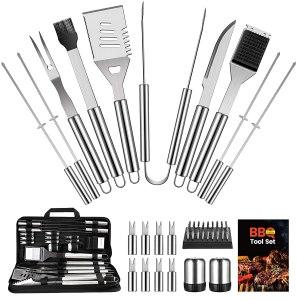 OlarHike BBQ Grill Accessories Set