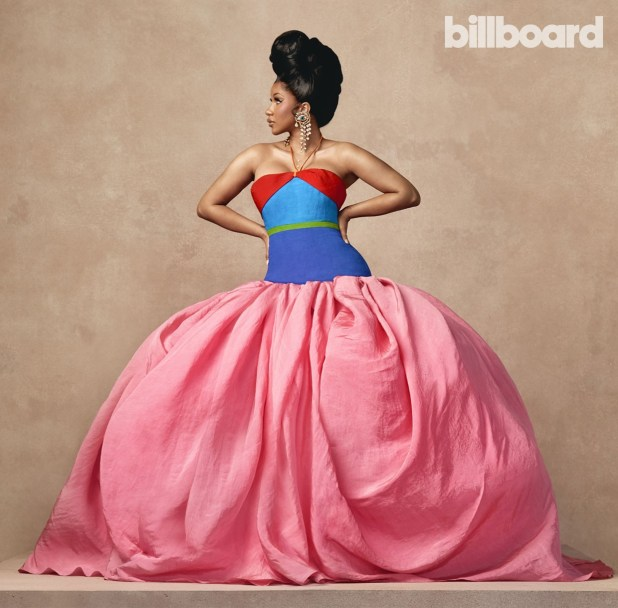 Cardi B For Billboard