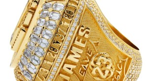 2020 Championship Ring