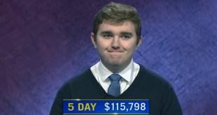 Brayden Smith jeopardy
