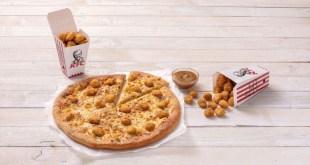 Pizza Hut popcorn chicken
