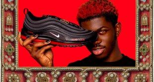 "Lil Nas x ""Satan Shoes"""