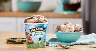 Ben & Jerry's Totally Unbaked