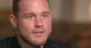 Former 'Bachelor' Colton Underwood