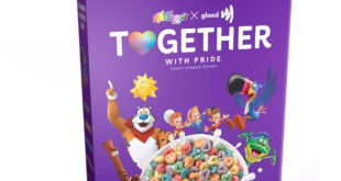 Together with Pride Cereal