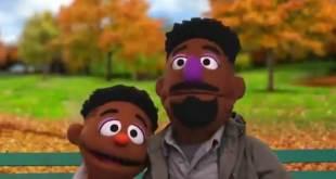 black muppets