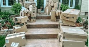 Jillian Cannan's Amazon Packages