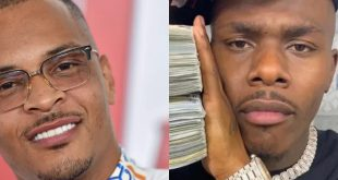 """T.I. Defends DaBaby's Homophobic Comments """"If Lil Nas X Can Kick His Sh*t in Peace, So Should DaBaby"""""""